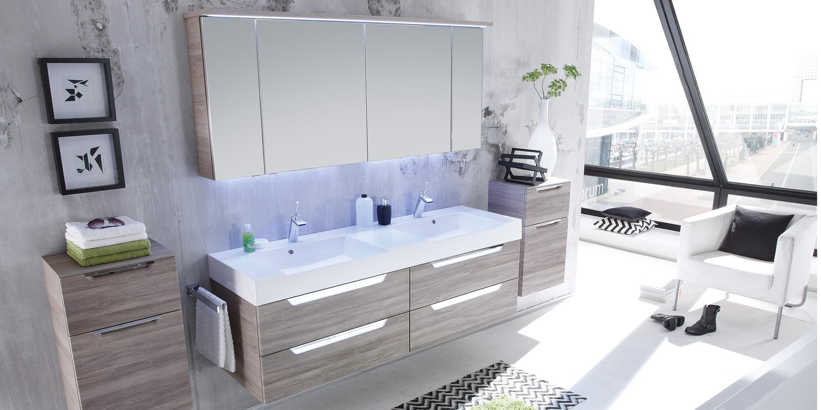 badkamerkast onder wastafel